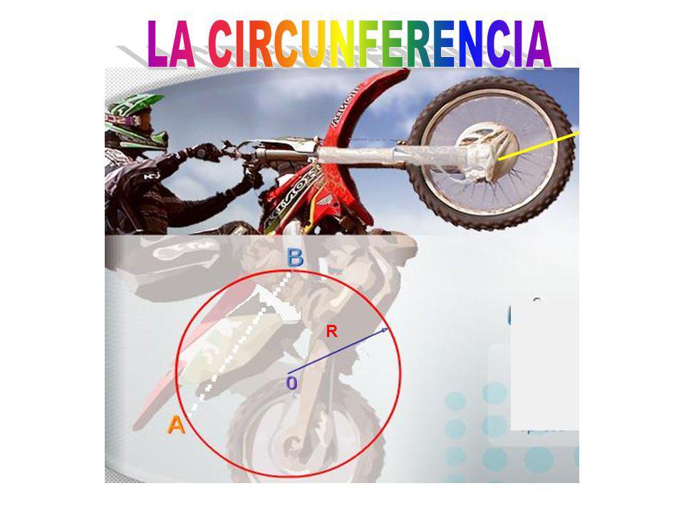 ¿Qué figuras tienen la forma de círculo y circunferencia?