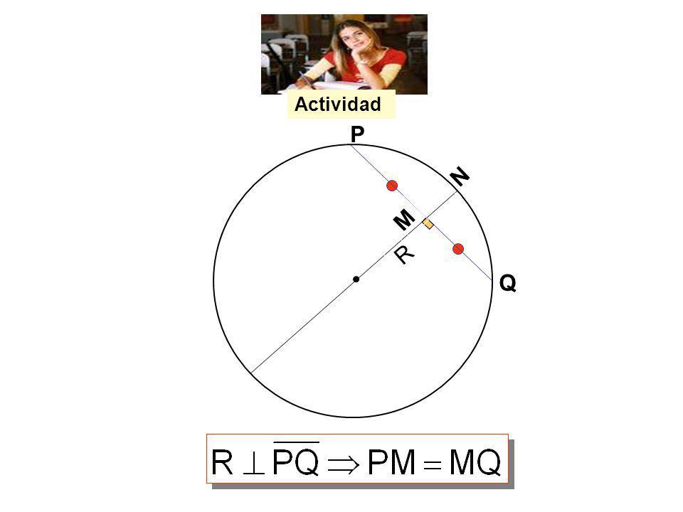 P Q M N R Actividad