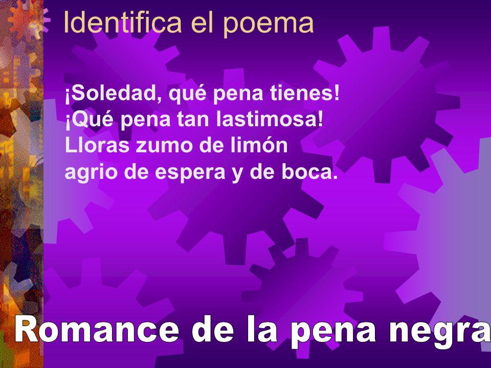Poemas Estudiados SOR JUANA INES DE LA CRUZ En perseguirme, Mundo, ¿qué interesas?
