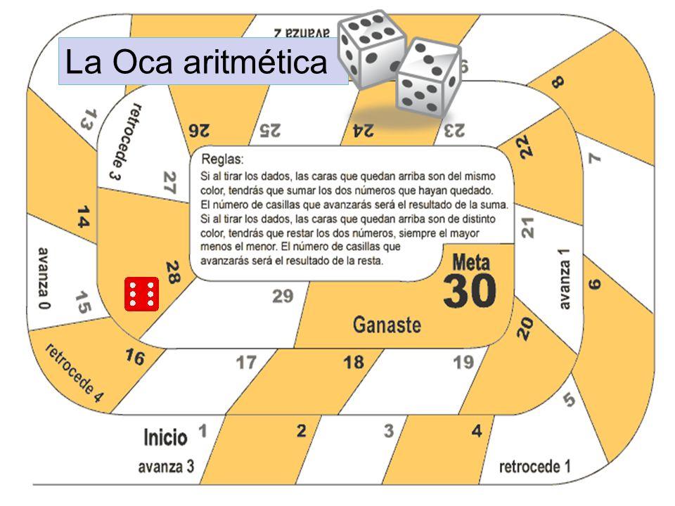 La Oca aritmética