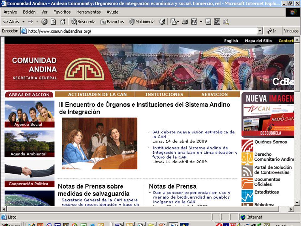 PRINCIPALES CAPITULOS CAP.II: TRATO NACIONAL Y ACCESO DE MERCANCIAS AL MERCADO CAP.