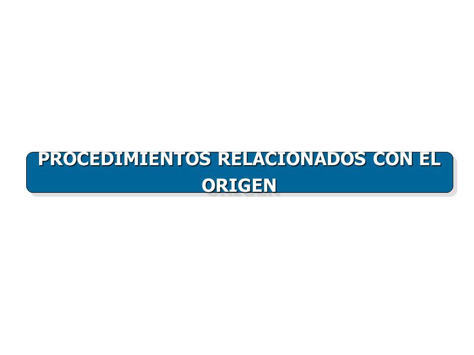 REGLAS DE ORIGEN Y PROCEDIMIENTOS DE ORIGEN Artículo 4.13: Tránsito y Transbordo Una mercancía no se considerará originaria, si la mercancía: sufre un