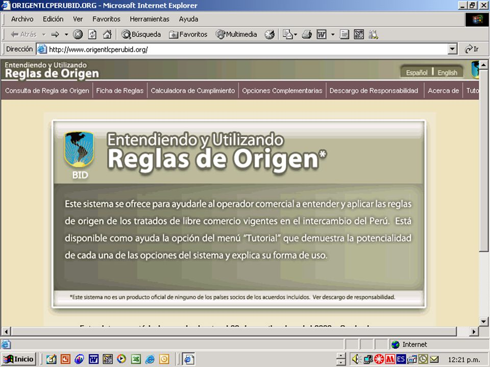 ARANCEL EEUU http://www.usitc.gov/tata/hts/bychapter/index. htm