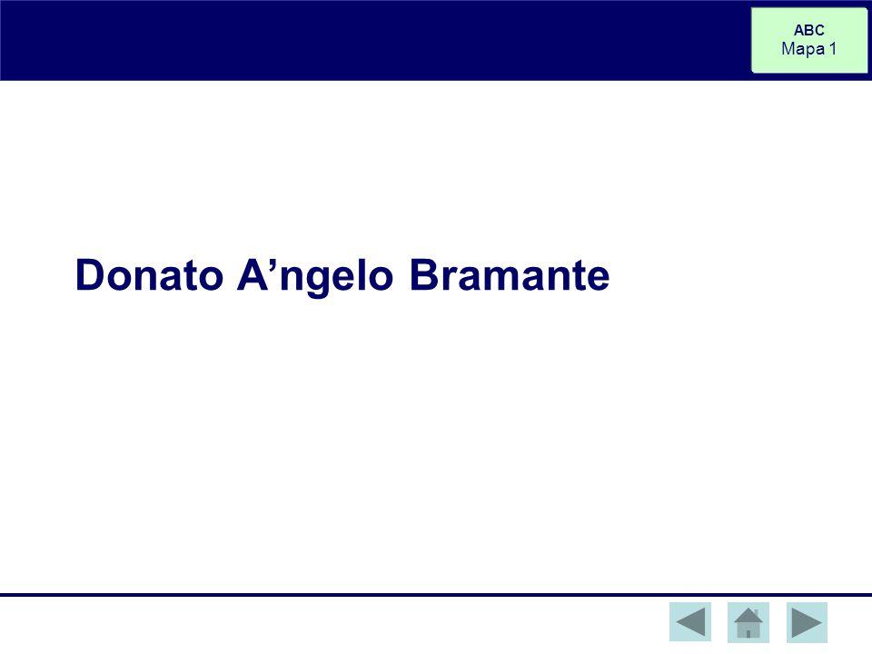 ABC Mapa 1 Donato Angelo Bramante