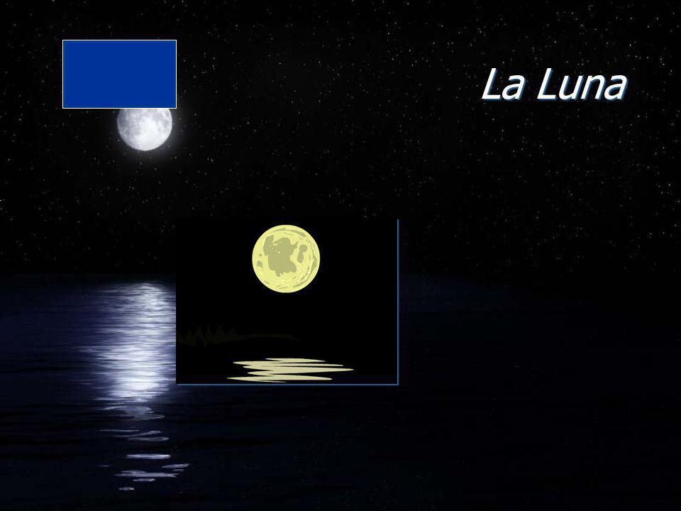 Luna Llena La luna se perece un circulo brillante.