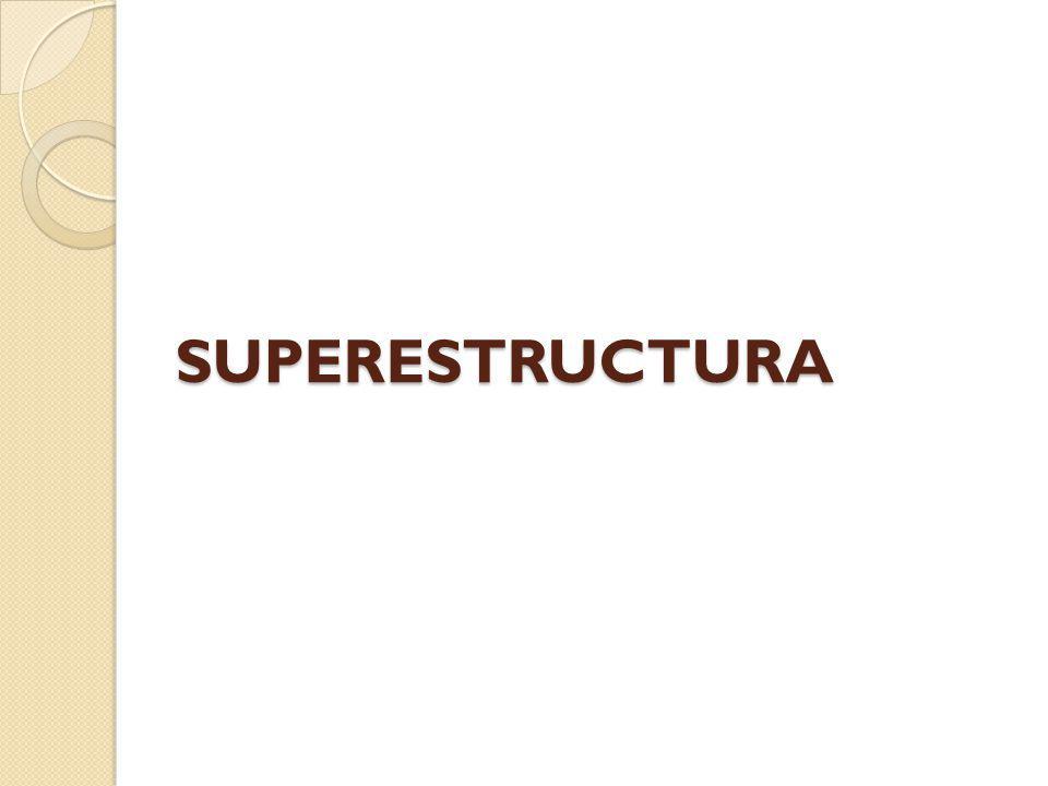 SUPERESTRUCTURA