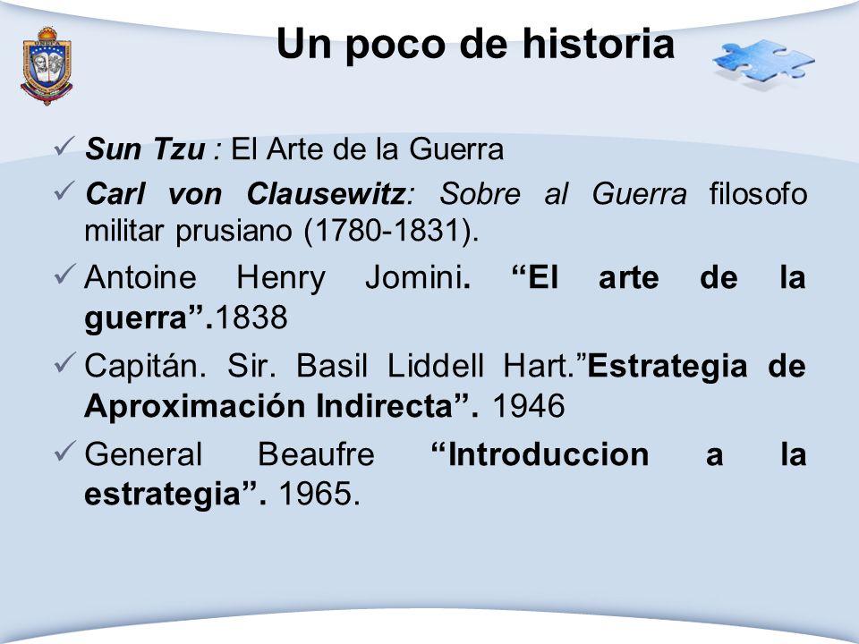 Sun Tzu : El Arte de la Guerra Carl von Clausewitz: Sobre al Guerra filosofo militar prusiano (1780-1831).