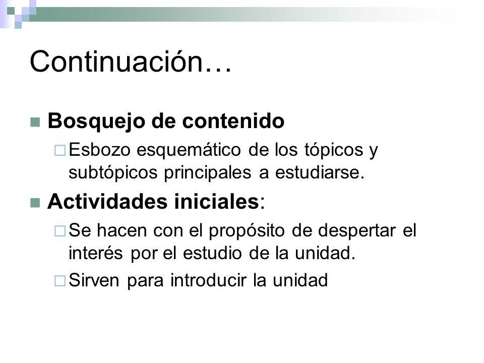 Continuación… VI.