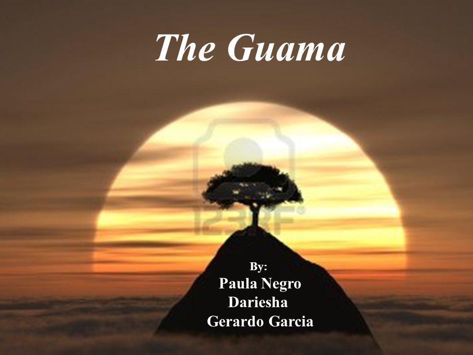 The Guama By: Paula Negro Dariesha Gerardo Garcia