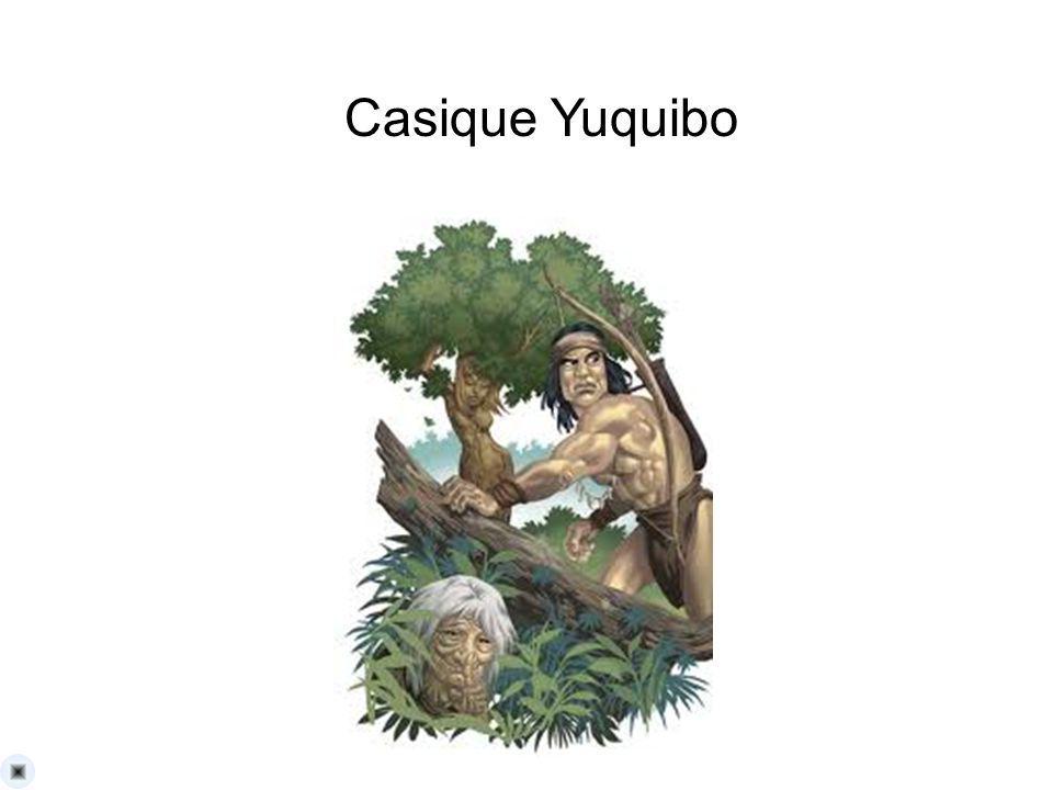 Casique Yuquibo