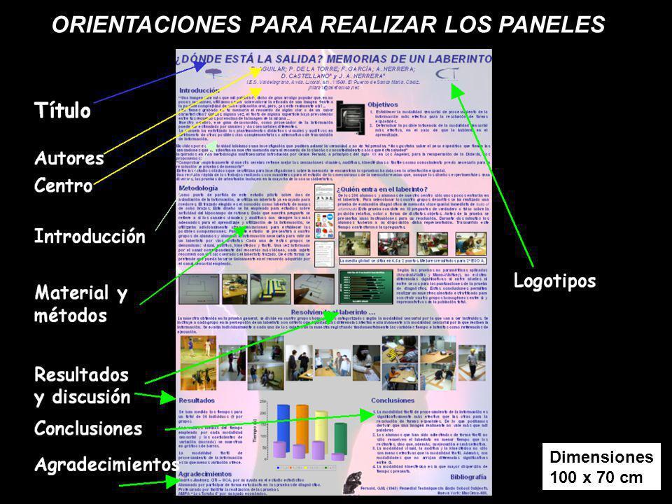 Dimensiones 100 x 70 cm