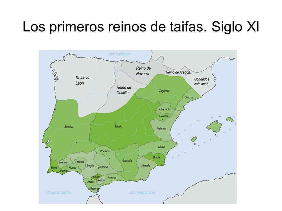 Los primeros reinos de taifas. Siglo XI