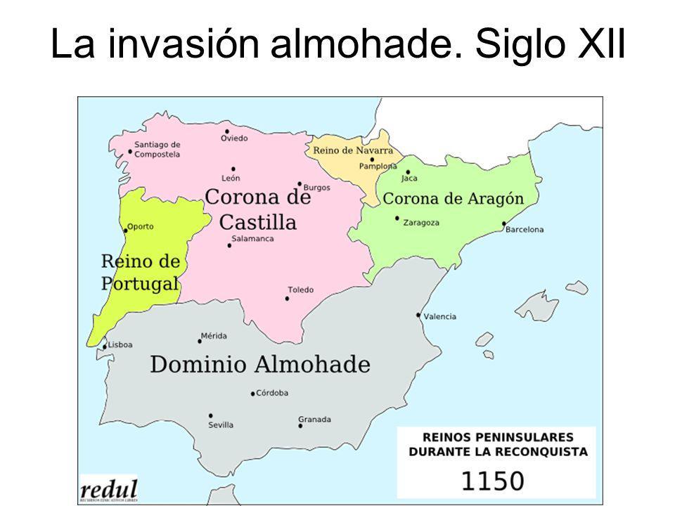 La invasión almohade. Siglo XII