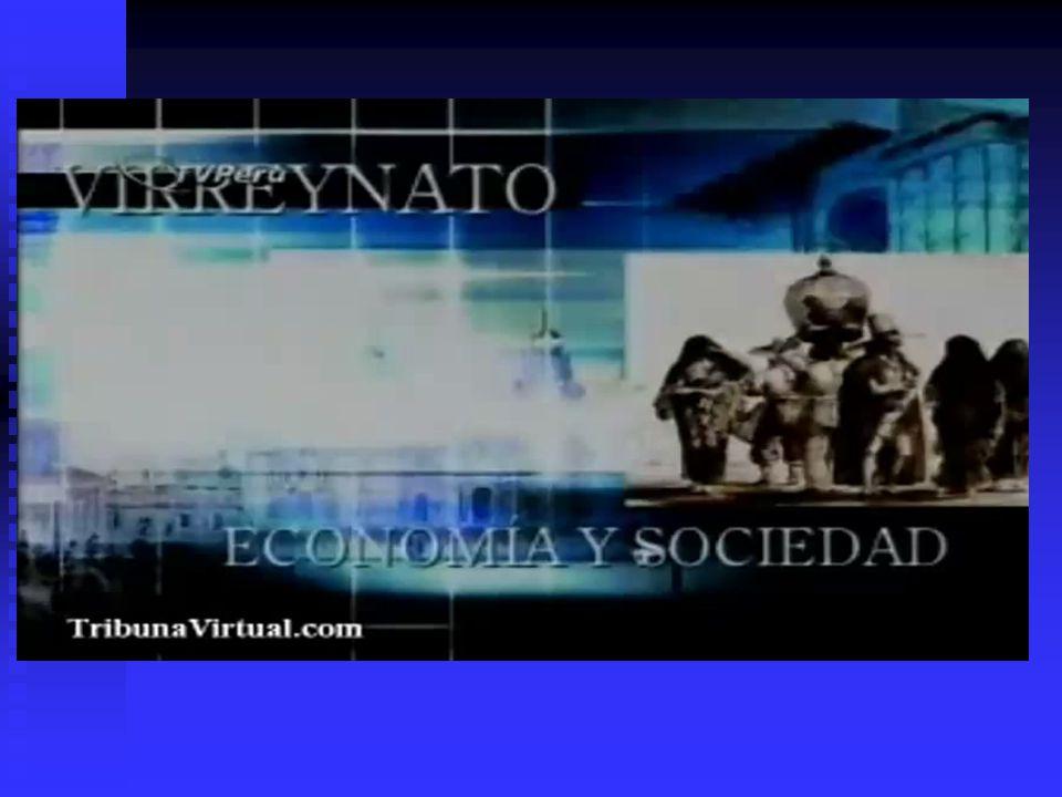 ¿Cuáles fueron los principios de la economía colonial.