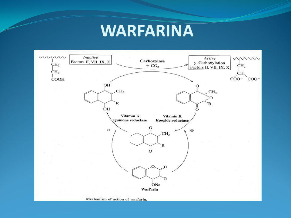 WARFARINA
