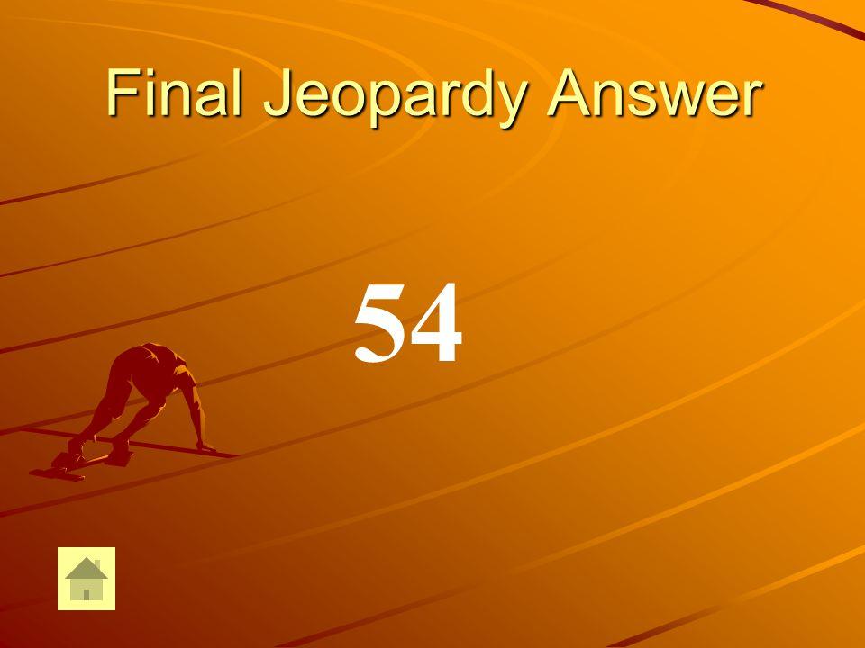 Final Jeopardy ¿Cuántas veces intervino Estados Unidos en Latinoamérica en el siglo pasado .