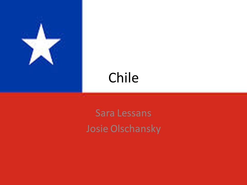 Chile Sara Lessans Josie Olschansky