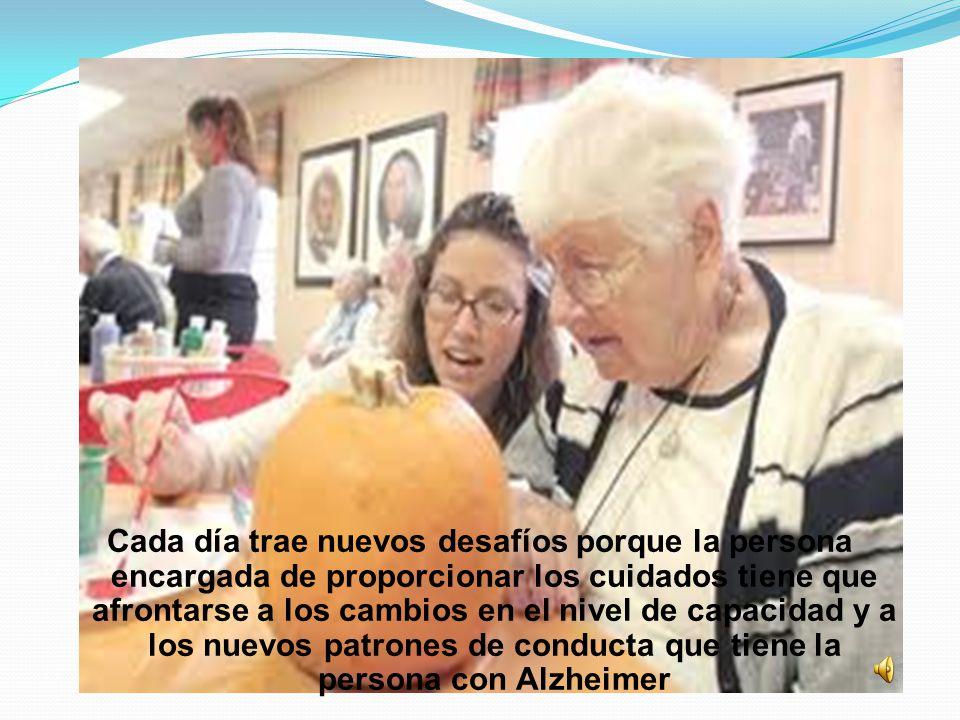 Siembargo, sin darnos cuenta,los mismos cuidadores podemos cometer malos tratos al momento de cuidar a una persona con Alzheimer.