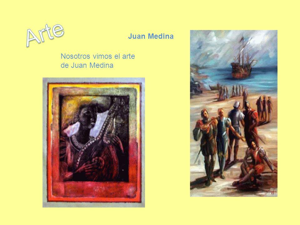 Juan Medina Nosotros vimos el arte de Juan Medina