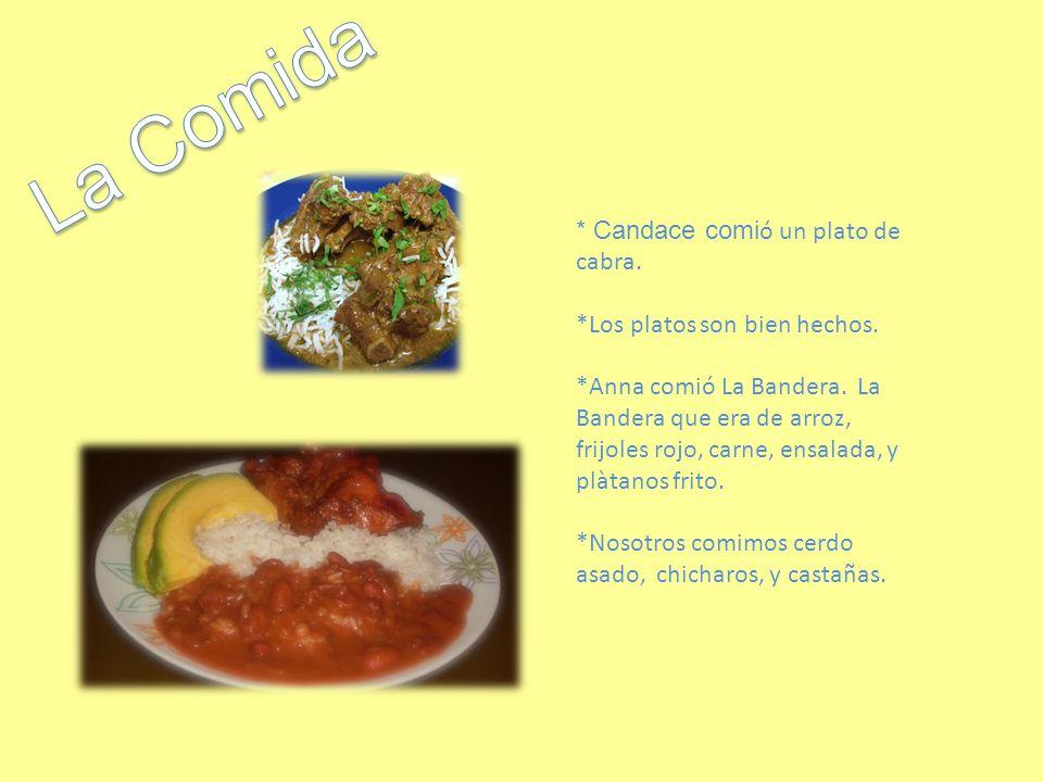 Nosotros disfrutamos del Merengue, Bachata, Salsa, Reggaeton.