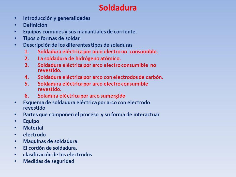 LA SOLDADURA. INSTITUTO TECNOLÓGICO METROPOLITANO La soldadura Por ...