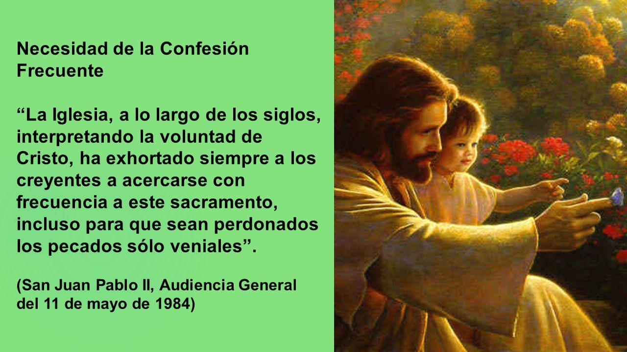Resultado de imagen de necesidad de la confesión sacramental