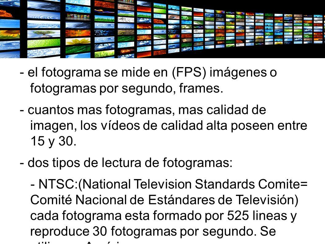 Atractivo Detener El Movimiento Cuántos Fotogramas Por Segundo ...