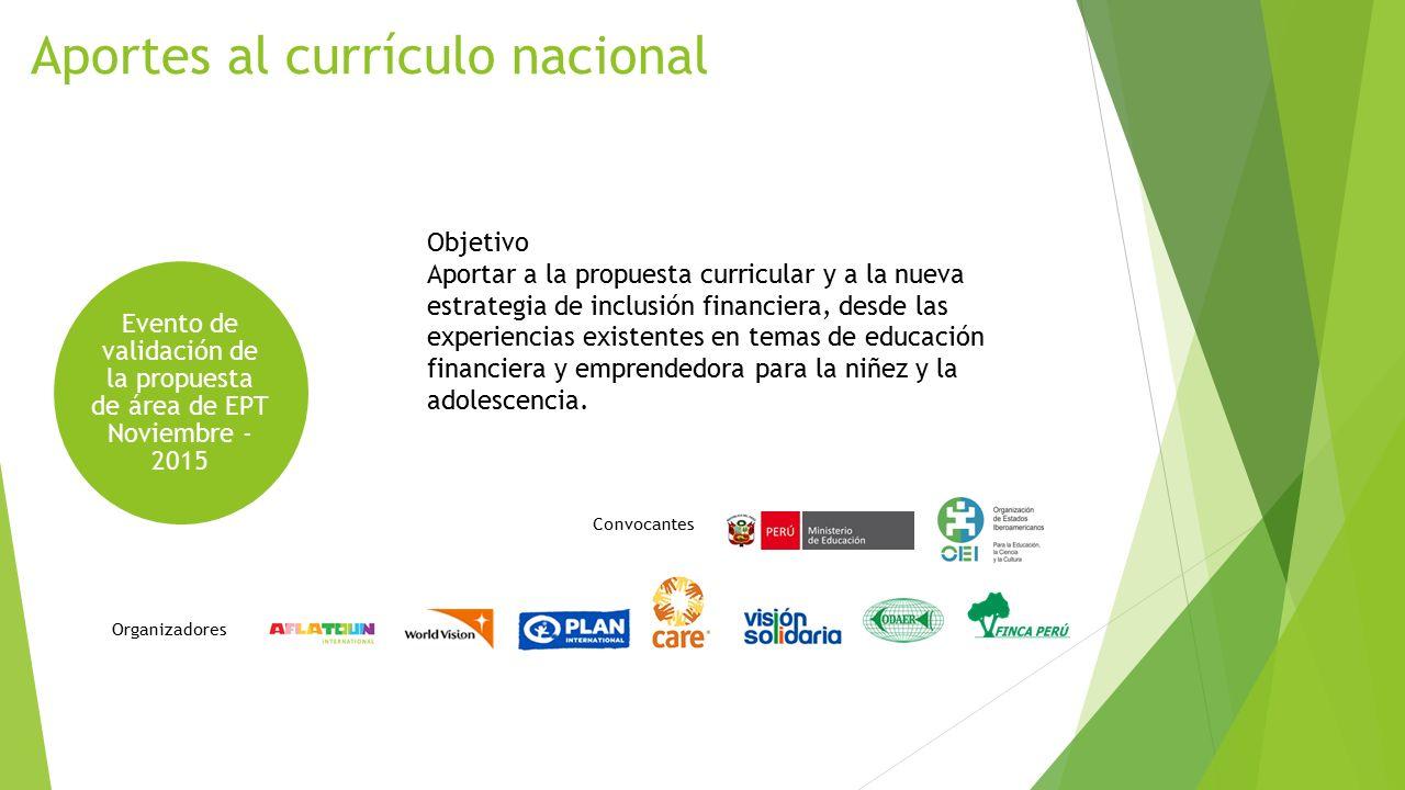 Emprendimiento y Educación Financiera en la Educación Pública Lima ...