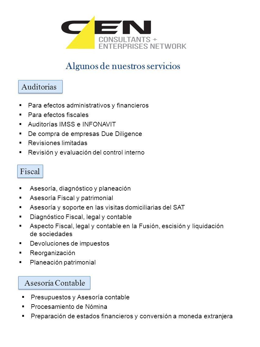 Consultoría y Asesoría: Legal – Corporativa, Fiscal, Contable ...