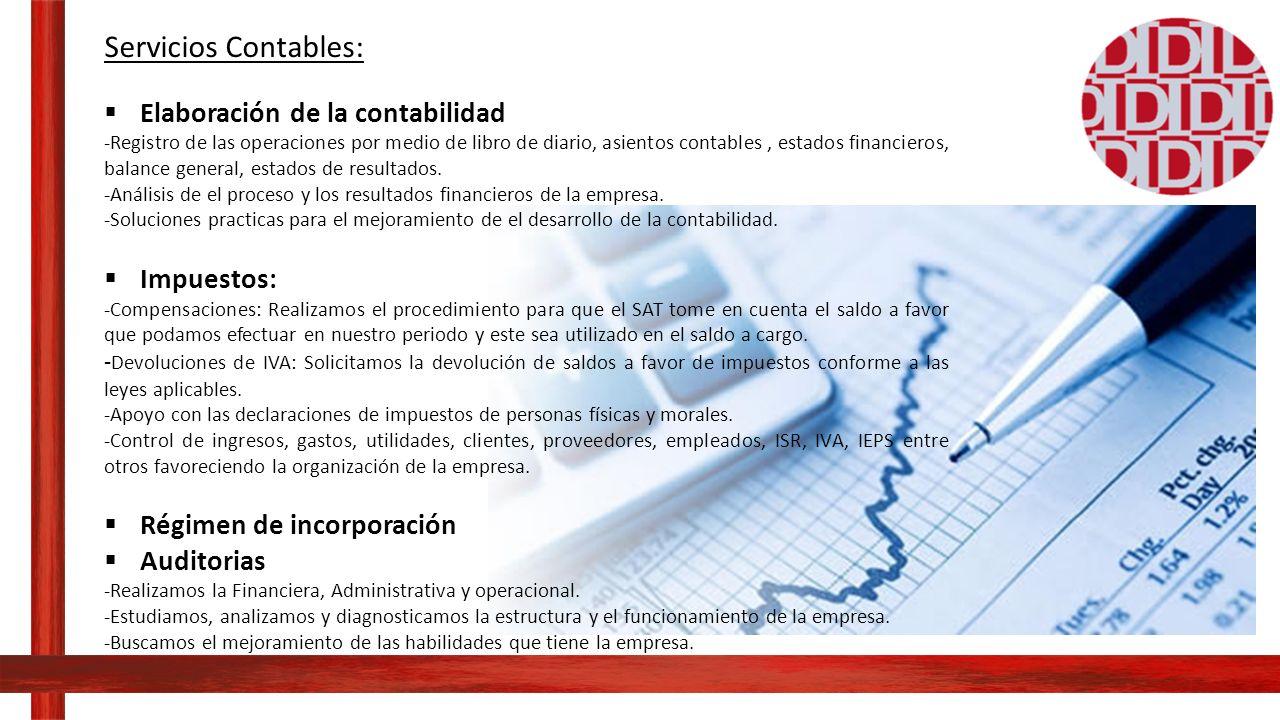 CONSORCIO Datos Generales Grupo IDFER S.A. DE C.V. es una empresa ...