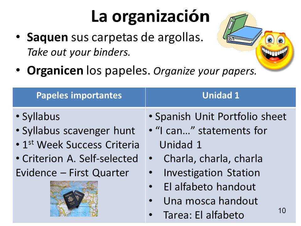 agosto pe101 handout Example: es el _____ de agosto – it's the first of august the spanish way is to write the day + month + year this is different from the american way (month.