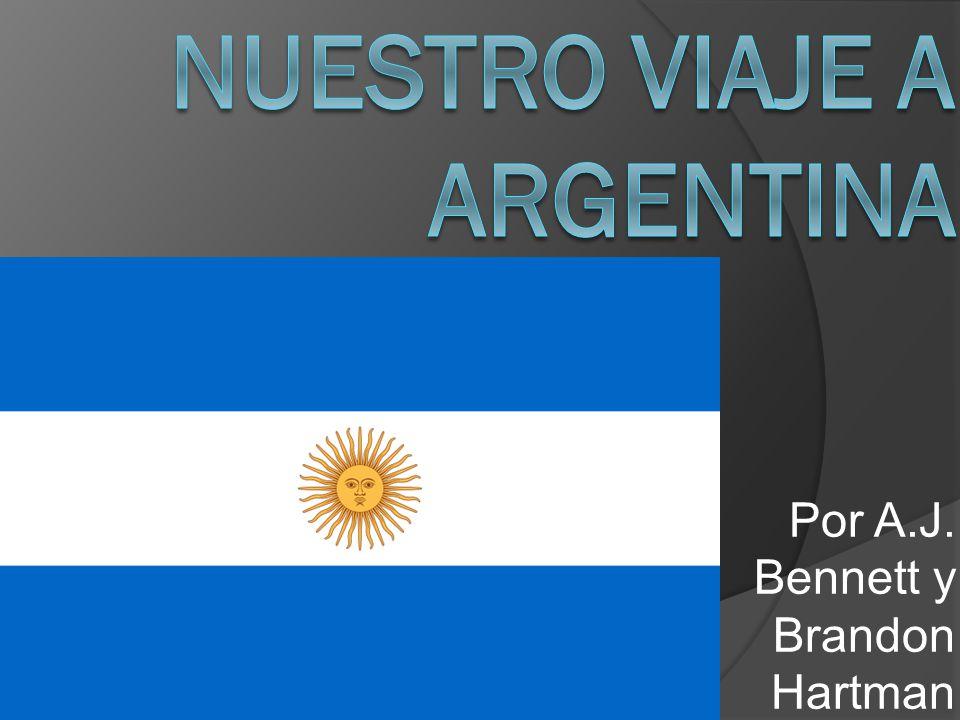 Buenos Aires, Otra Vez De las pampas, fuimos a la ciudad de Buenos Aires, otra vez.