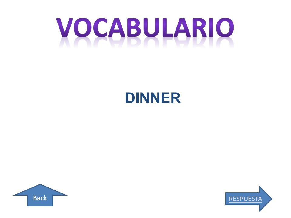 Back DINNER RESPUESTA