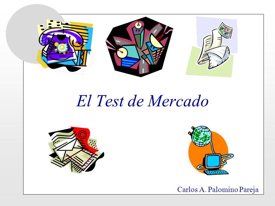 Concepto Es la base en la evaluación de todo lanzamiento de un producto o servicio.
