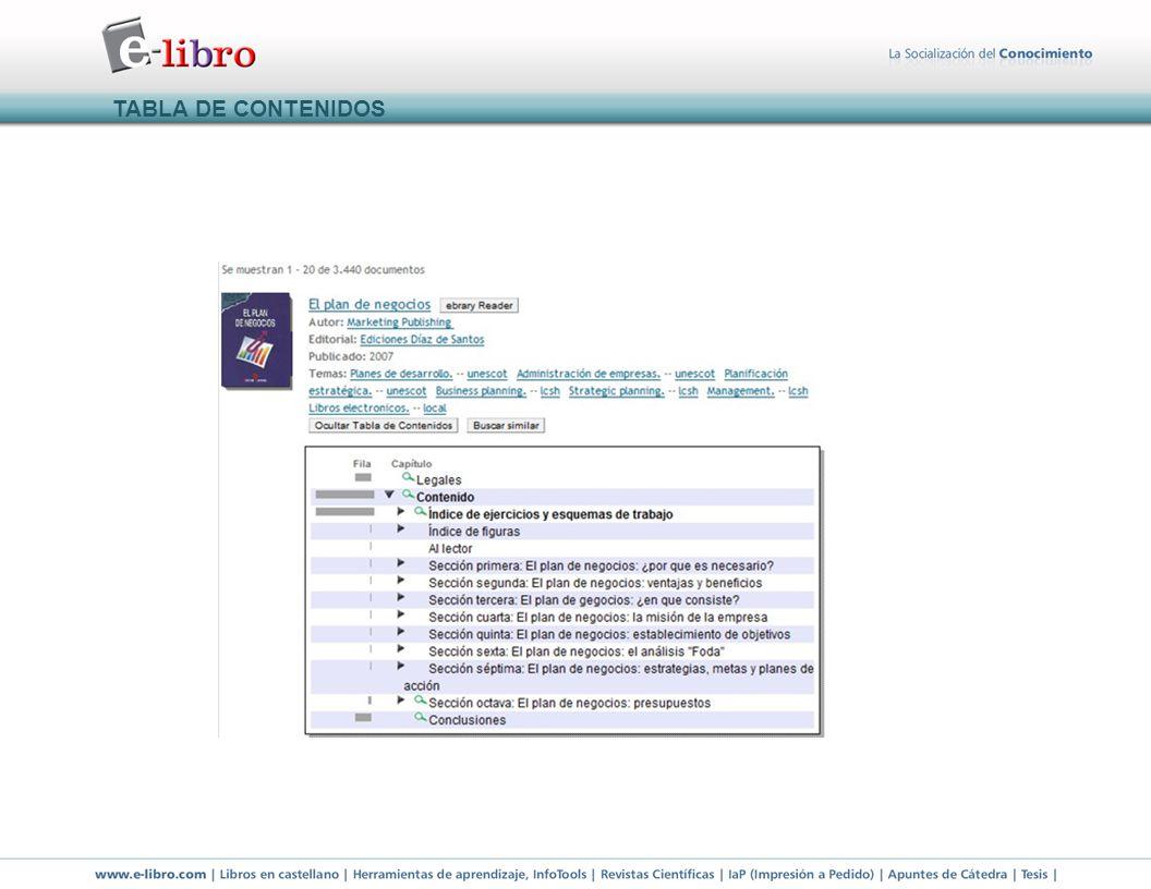 InfoTools: BUSCAR EN EL DOCUMENTO