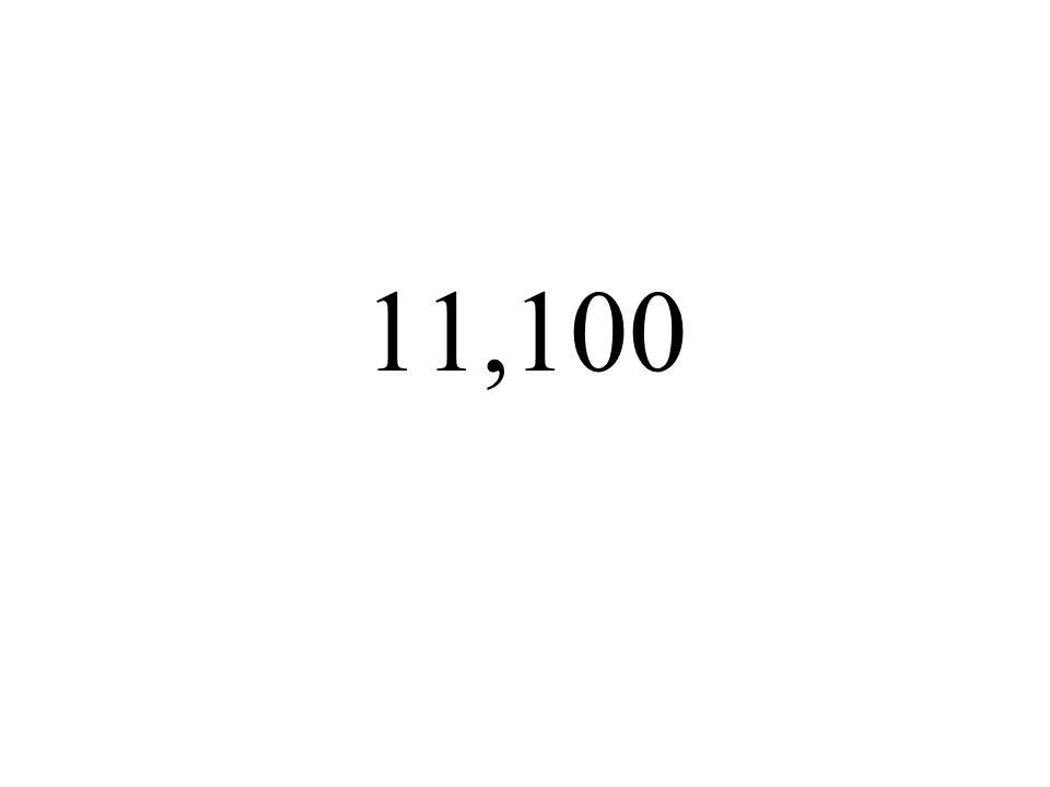 11,100