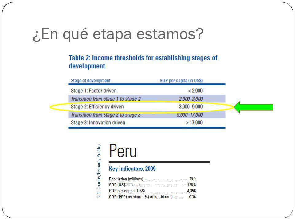Algunas otras áreas: Prevención de desastres: Sistemas de Alerta Temprana (SAT), hay experiencias en el Perú (por ITDG) y en países vecinos (Ecuador, México) En turismo: Turismo Electrónico mediante Sistemas de Gestión de Destino, el cual permite interactuar a todos los interesados, en particular a los consumidores, los proveedores y los distribuidores de servicios turísticos (iniciativa de la UNCTAD).