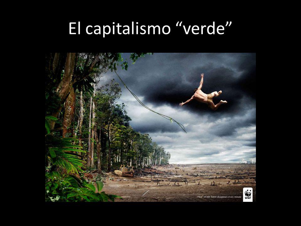 El capitalismo verde