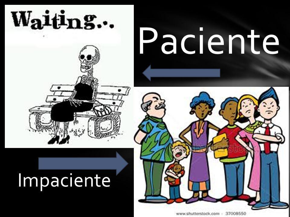 Paciente Impaciente