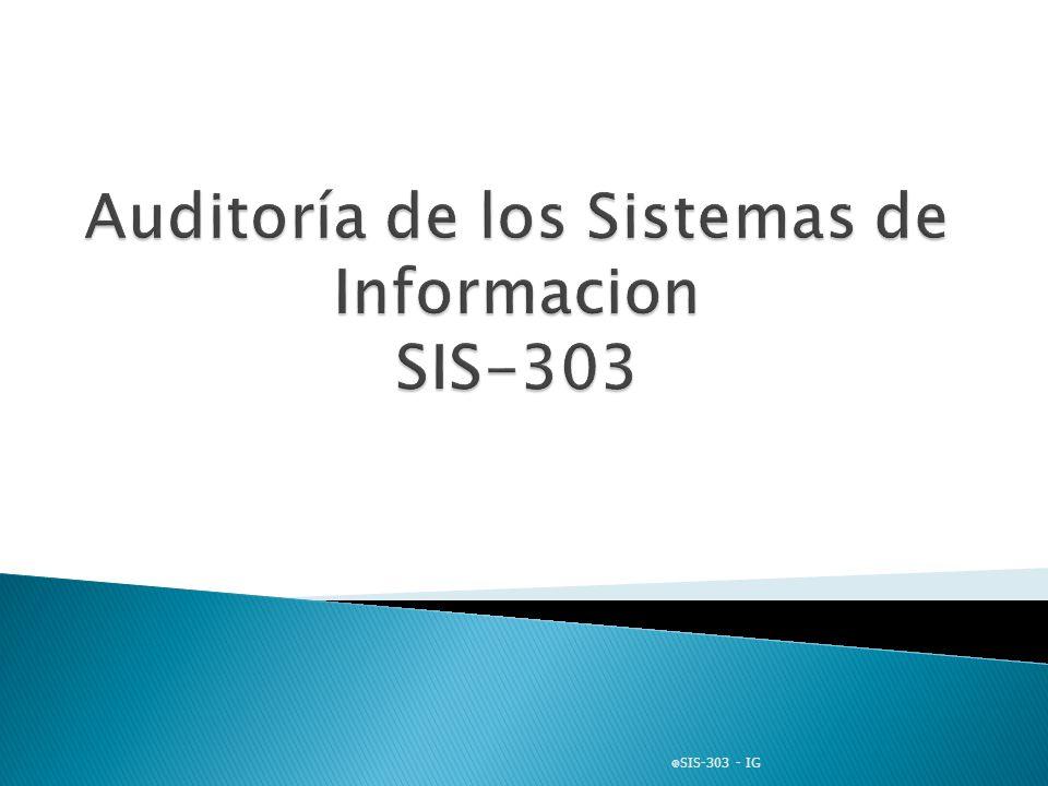 SIS-303 - IG