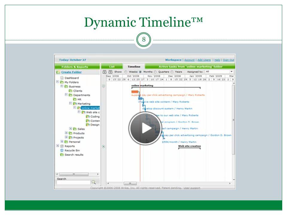 Dynamic Timeline 8