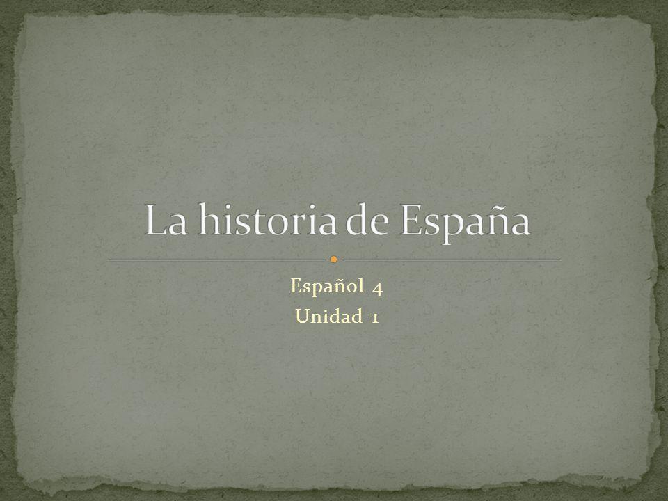 Español 4 Unidad 1