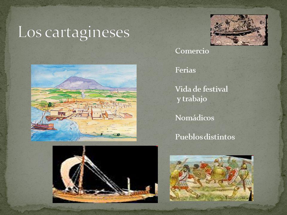 Comercio Ferias Vida de festival y trabajo Nomádicos Pueblos distintos