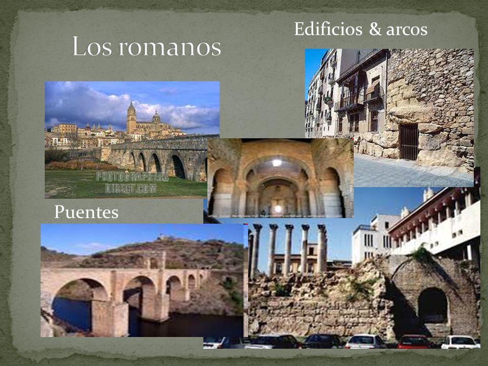Edificios & arcos Puentes