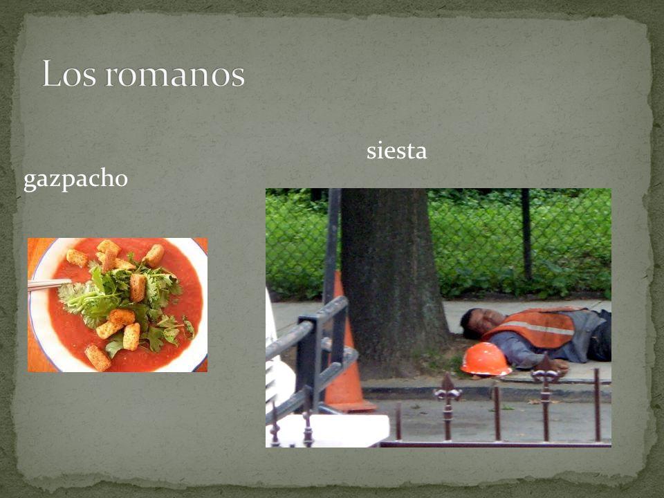 siesta gazpacho