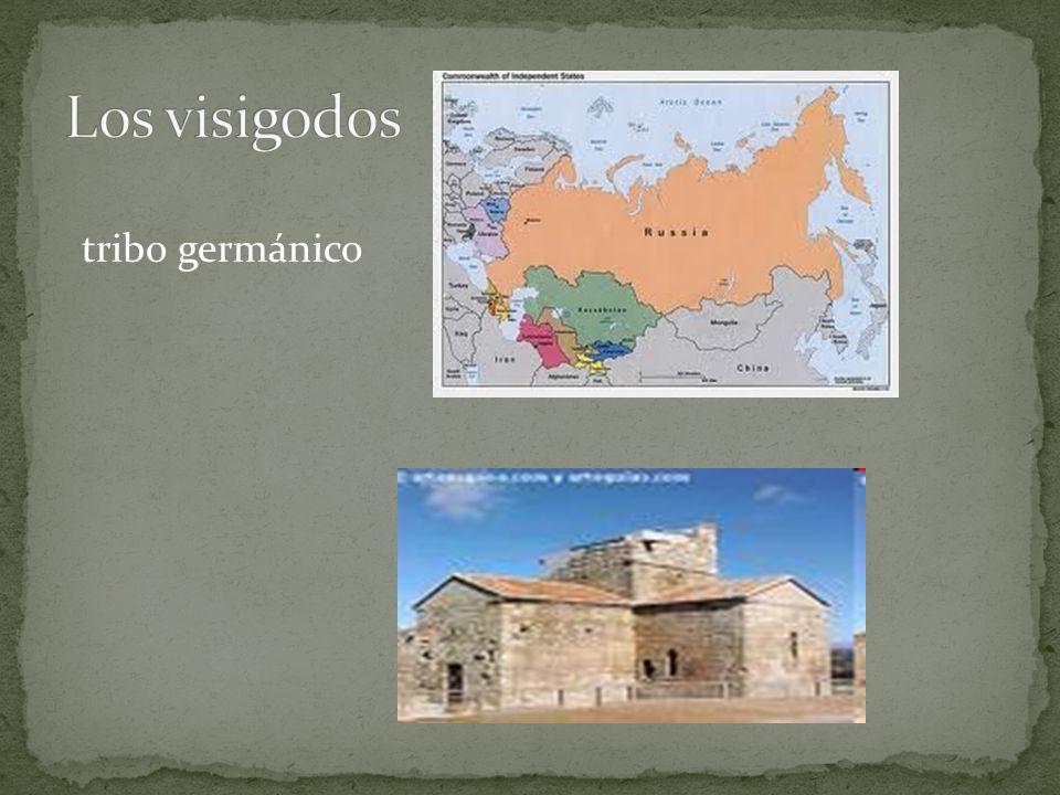 tribo germánico