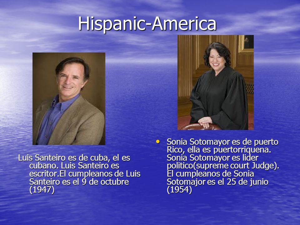 Influential Hispanic-Americans America Ferrera es de Honduras, ella es Hondurena.America Ferrera es actora.