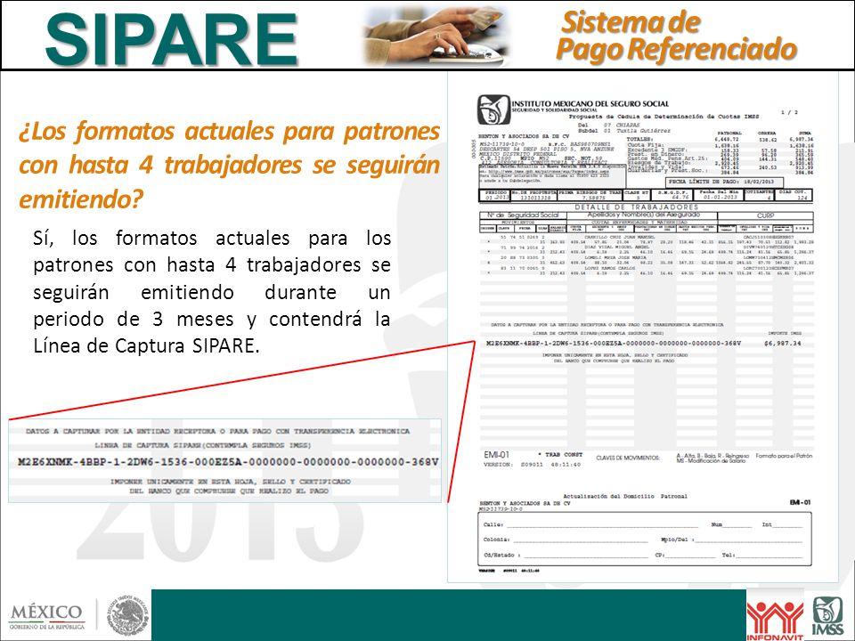 ¿Cómo puede pagar el patrón periodos que no corresponden al periodo de pago oportuno.