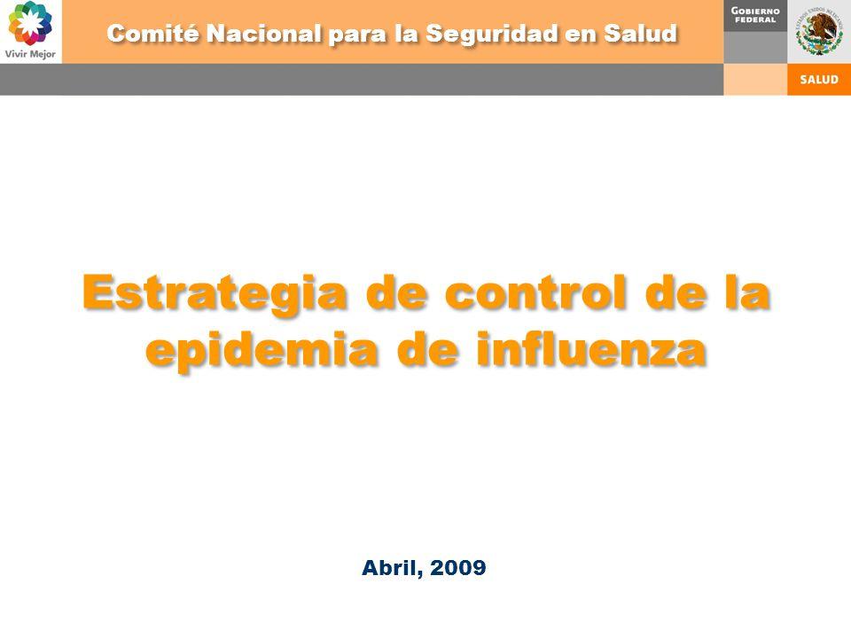 Vigilancia Epidemiológica y Laboratorio