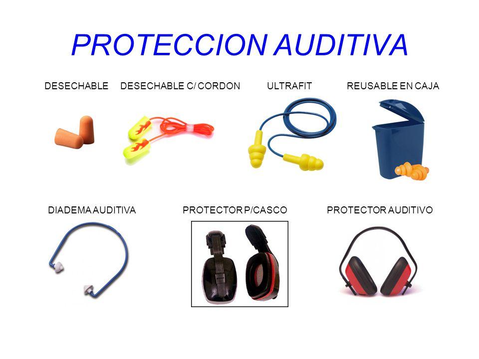 PROTECCION AUDITIVA DESECHABLE DESECHABLE C/ CORDON ULTRAFIT REUSABLE EN CAJA DIADEMA AUDITIVA PROTECTOR P/CASCO PROTECTOR AUDITIVO